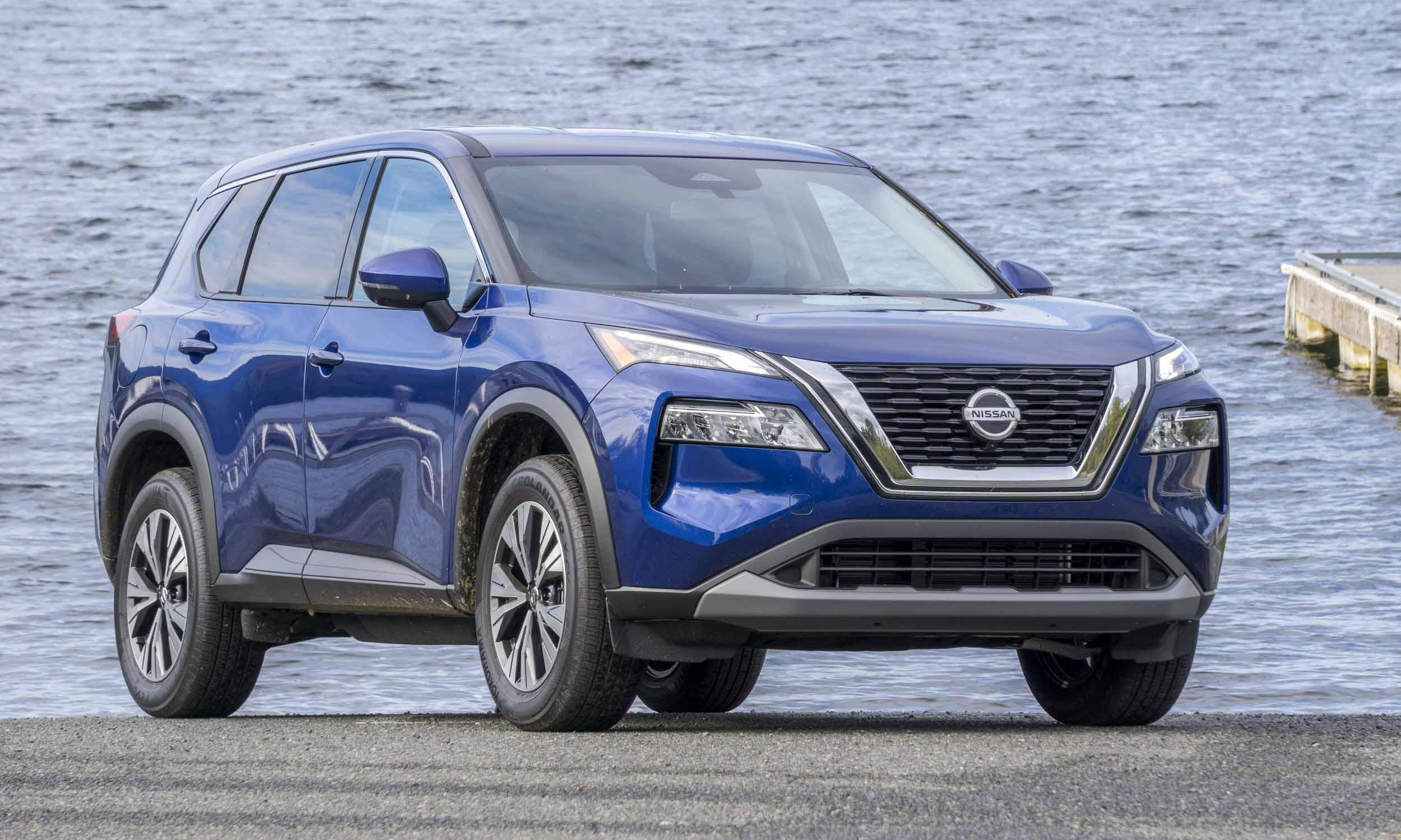 2021 Nissan Roguenbsp