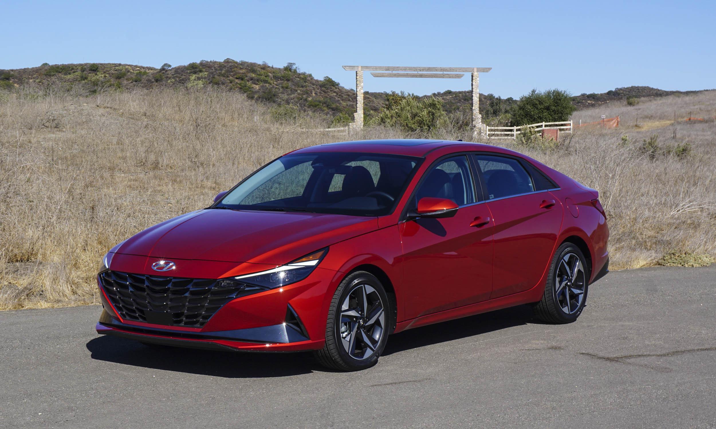 2021 Hyundai Elantra First Drive Reviewnbsp