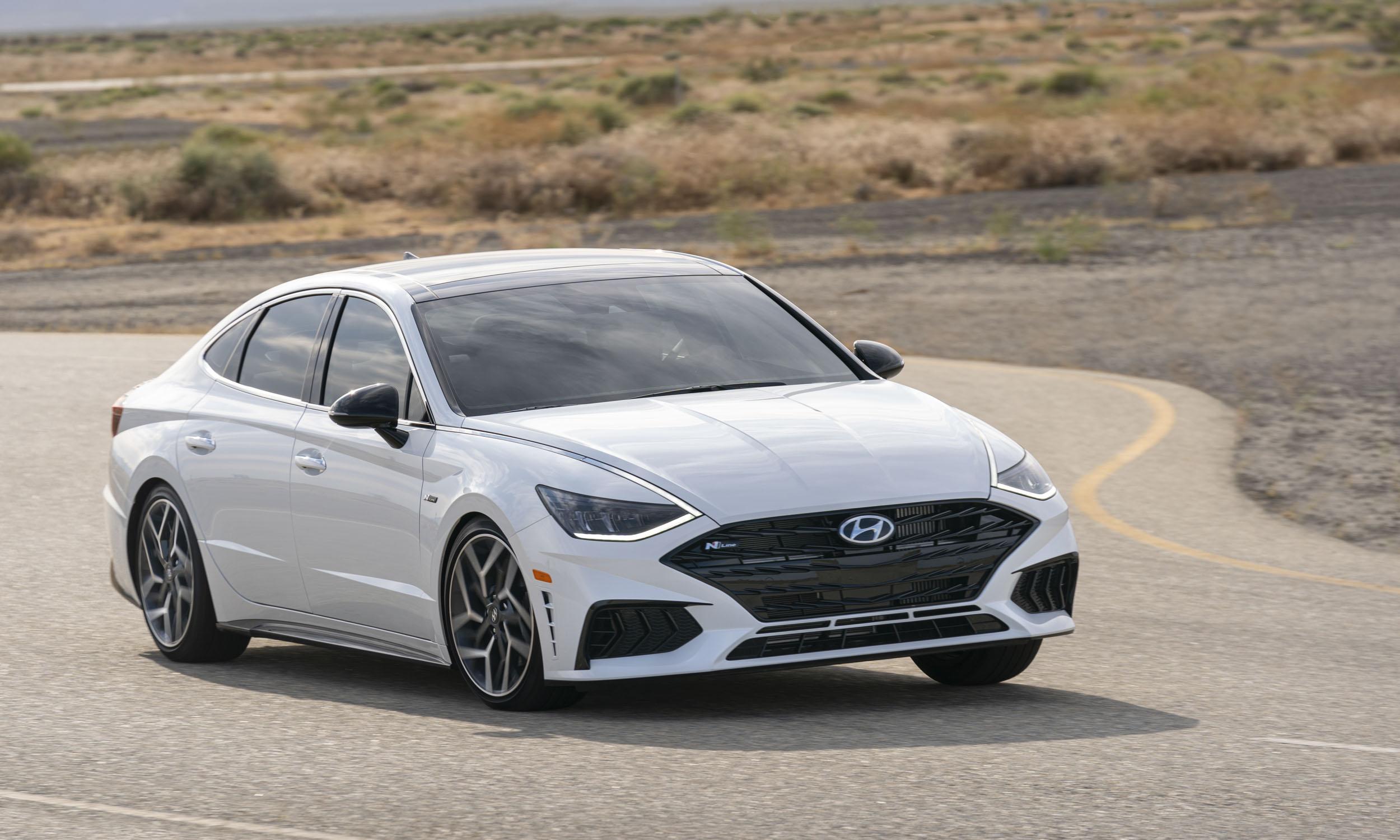 2021 Hyundai Sonata N Line First Drive Reviewnbsp