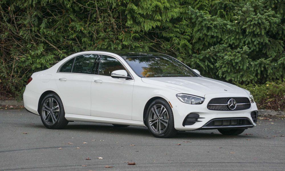 2021 Mercedes-Benz E 350 4MATIC Coupe