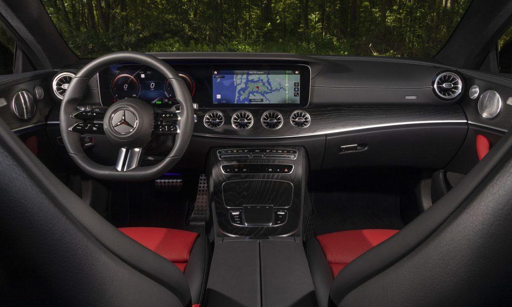 2021 Mercedes-Benz E 450 4MATIC Coupe