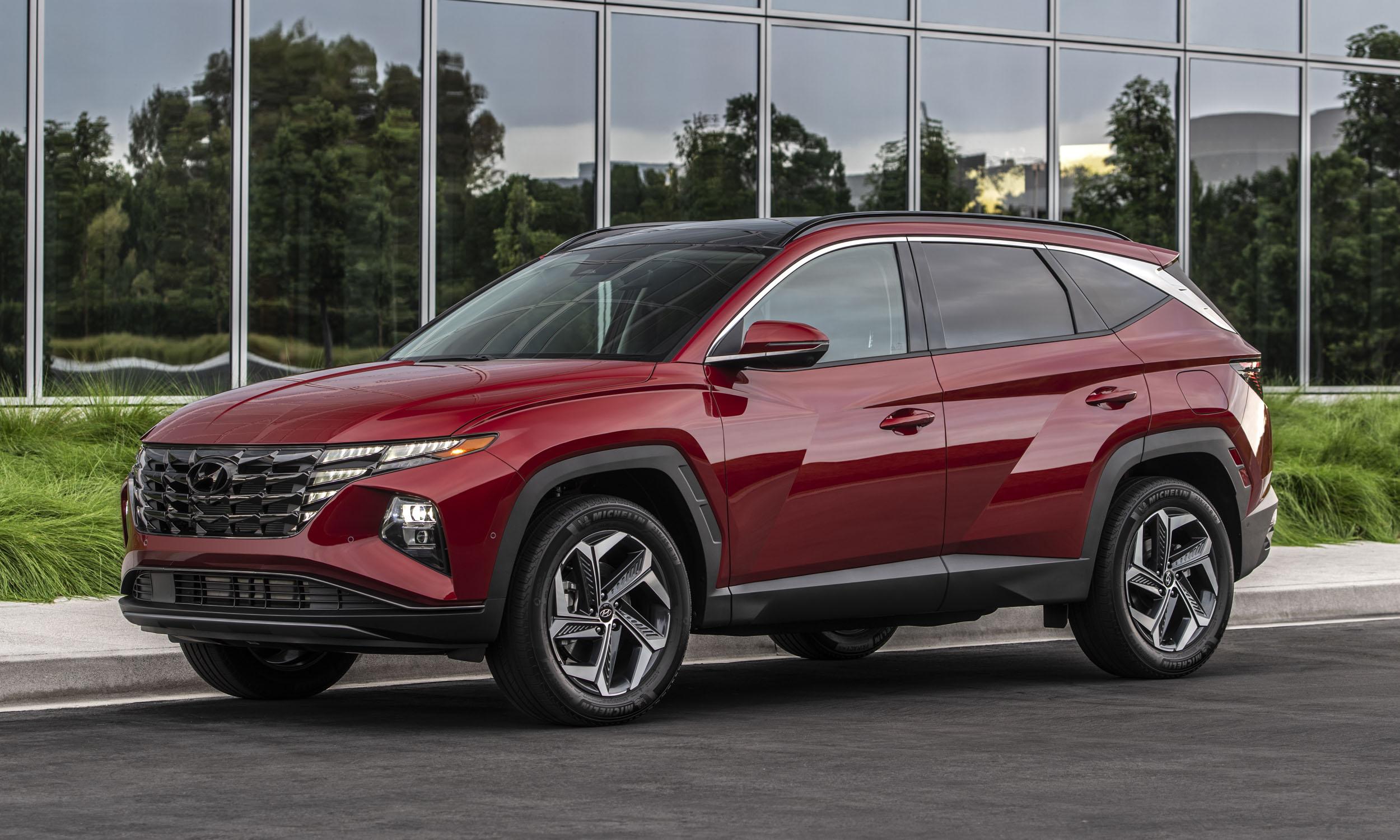 2022 Hyundai Tucson First Looknbsp