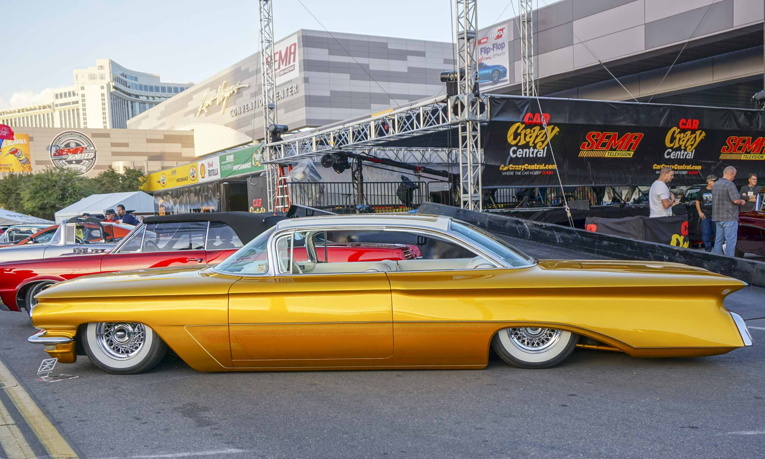 Photo Gallery SEMA Show Past Highlightsnbsp