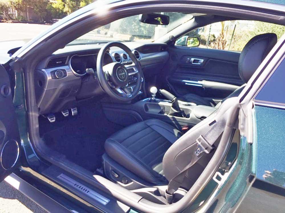 2020 Ford Mustang Bullitt Top Speed