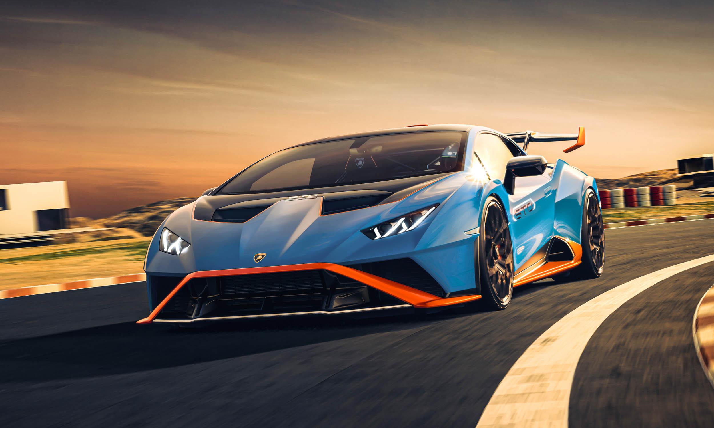 Lamborghini Huracan STO: Track Ready, Street Legal