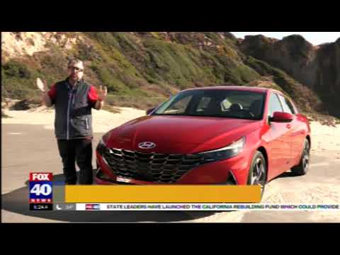 Nik Miles 2021 Hyundai Elantra KTXL Fox 40 11 27 2020 06 24 44nbsp