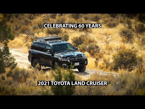 2021 TOYOTA Land Cruisernbsp
