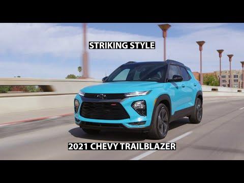 2021 Chevy Trailblazernbsp