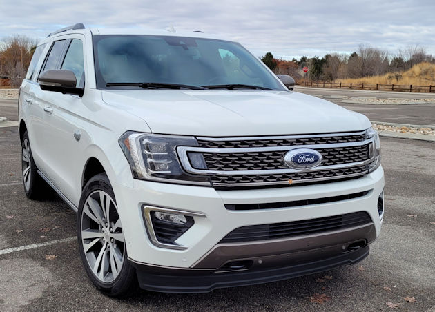 2020 Ford Expedition King Ranch 42154nbsp