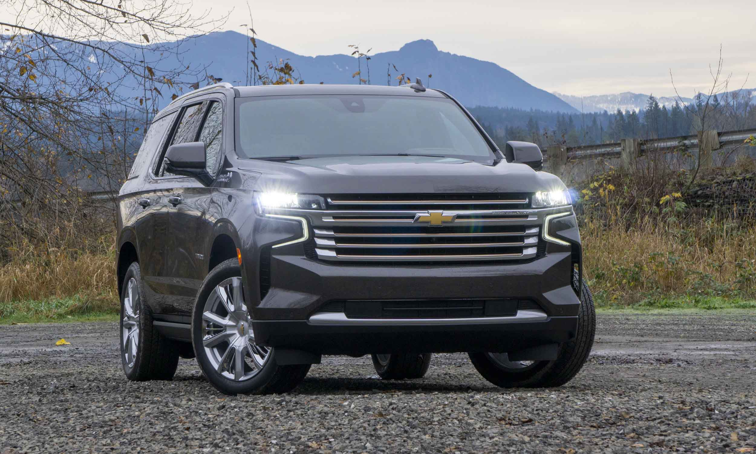 2021 Chevrolet Tahoe: Review