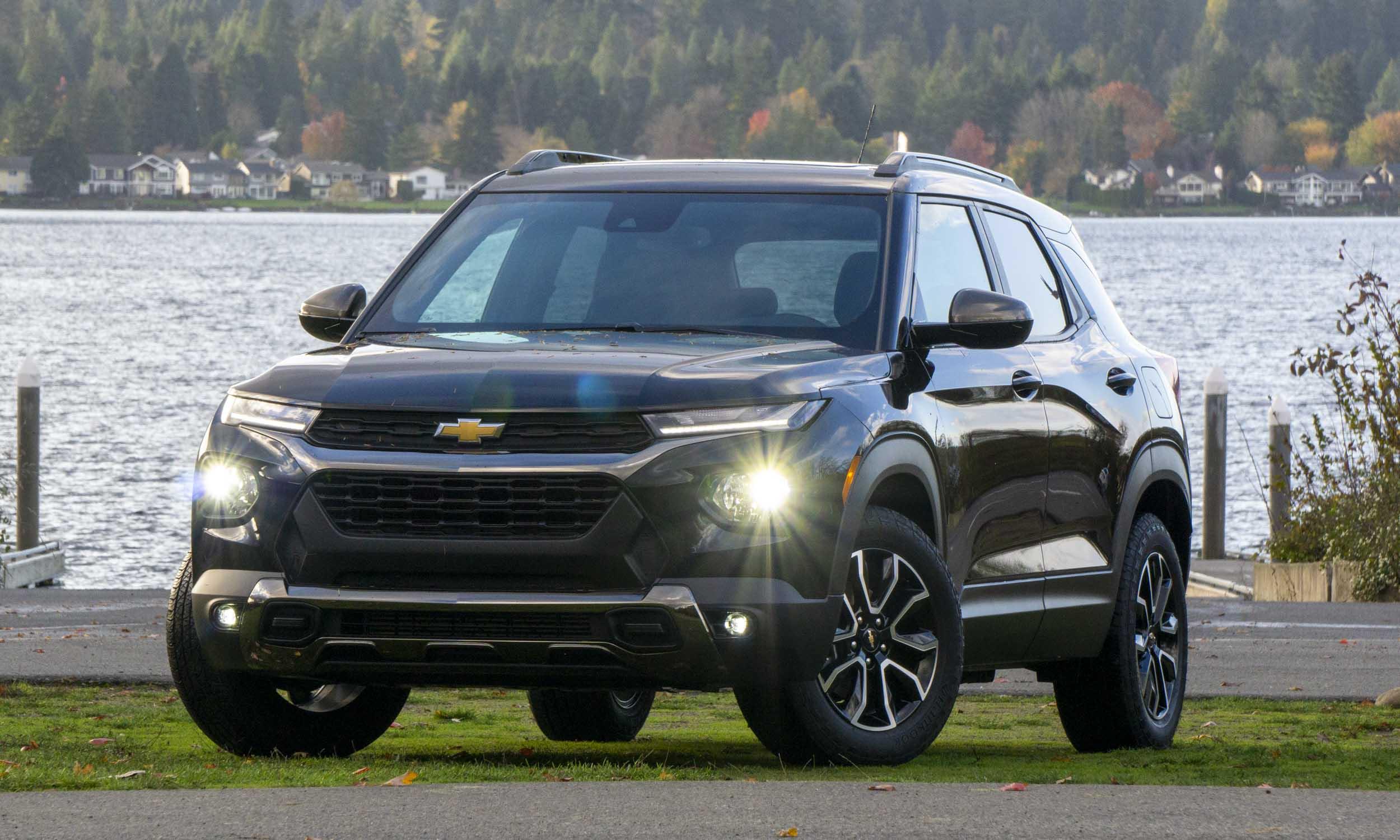 2021 Chevrolet Trailblazer Review and Photosnbsp