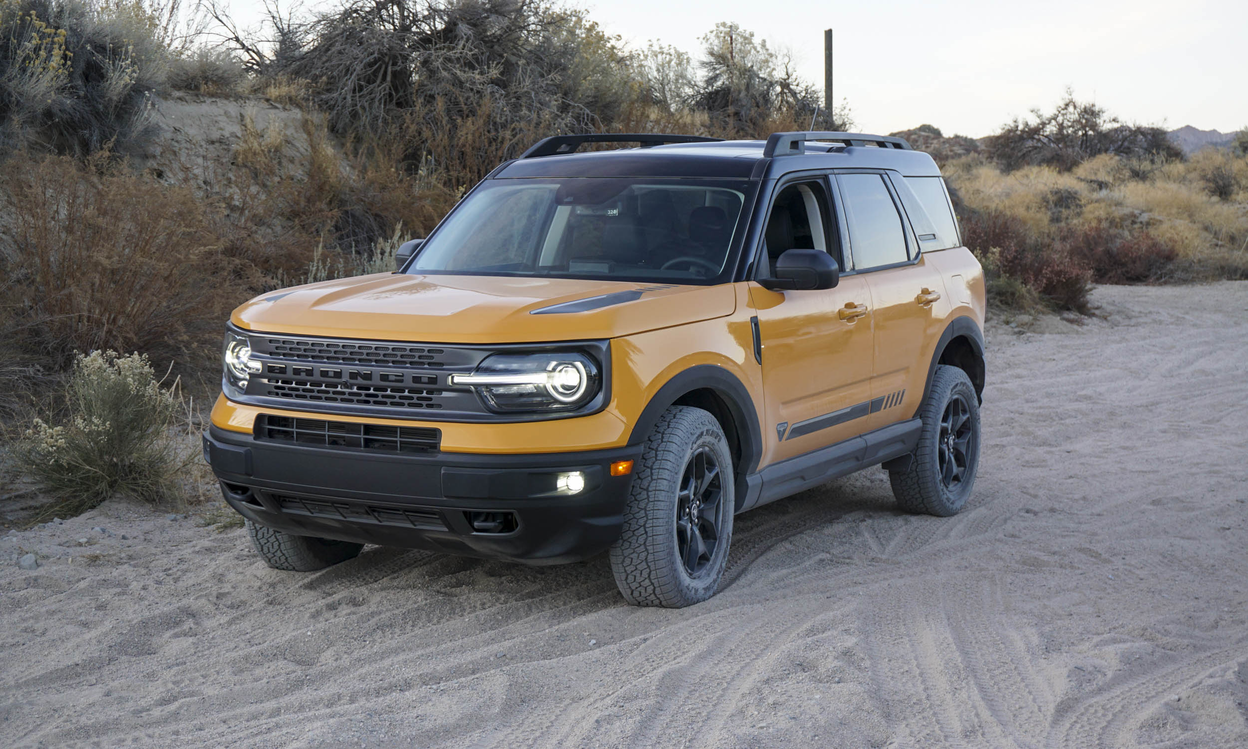 2021 Ford Bronco Sport First Edition: Review | Our Auto Expert