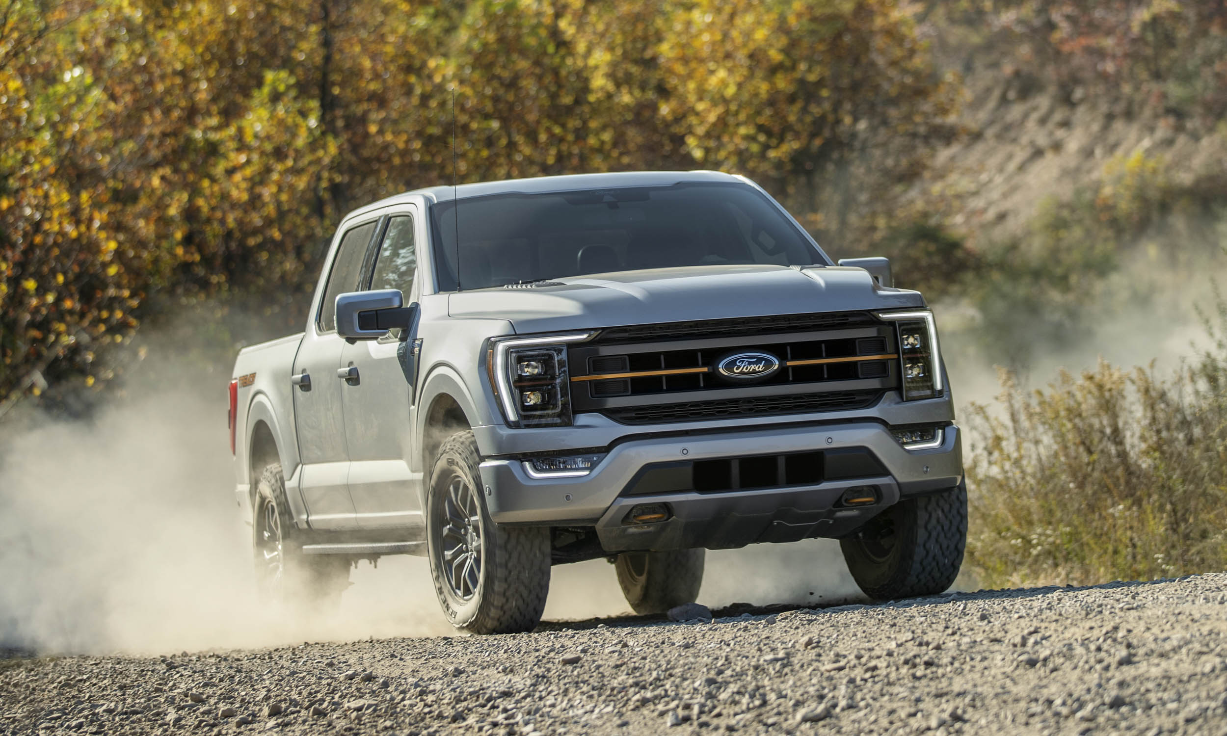 2021 Ford F150 Tremor First Looknbsp
