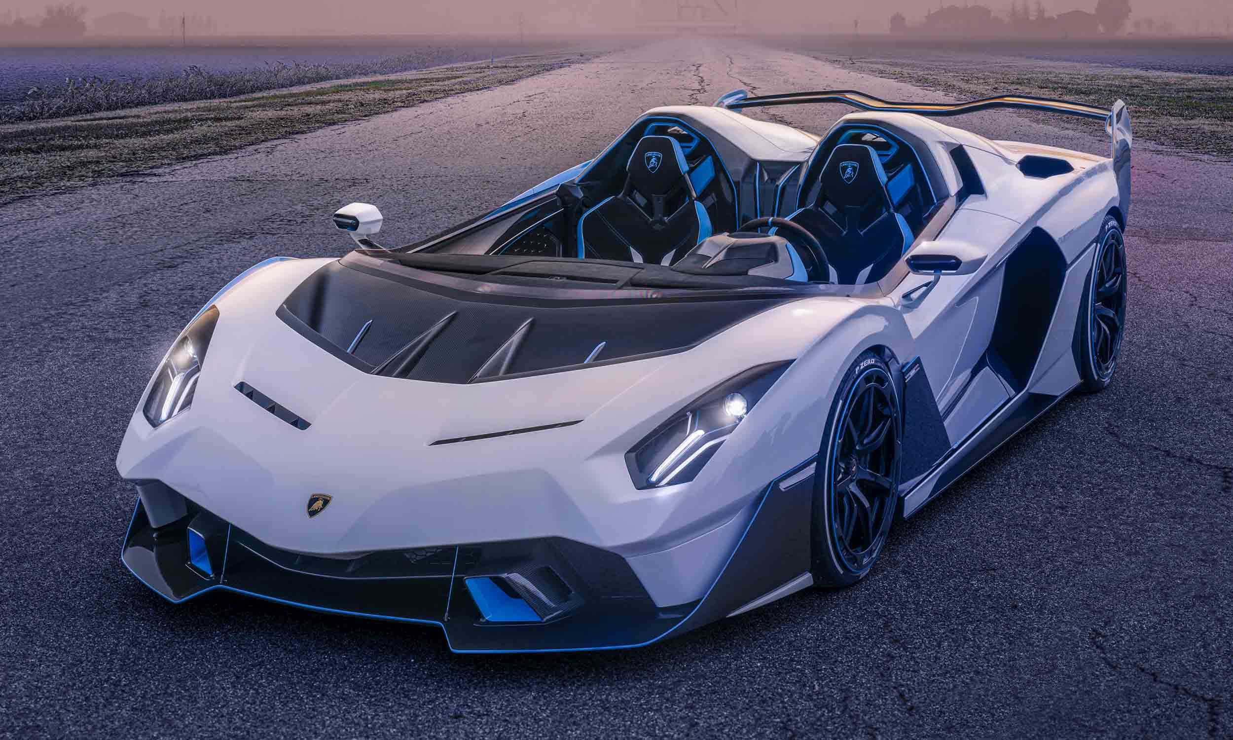 Lamborghini SC20: A New Model — For One Customer