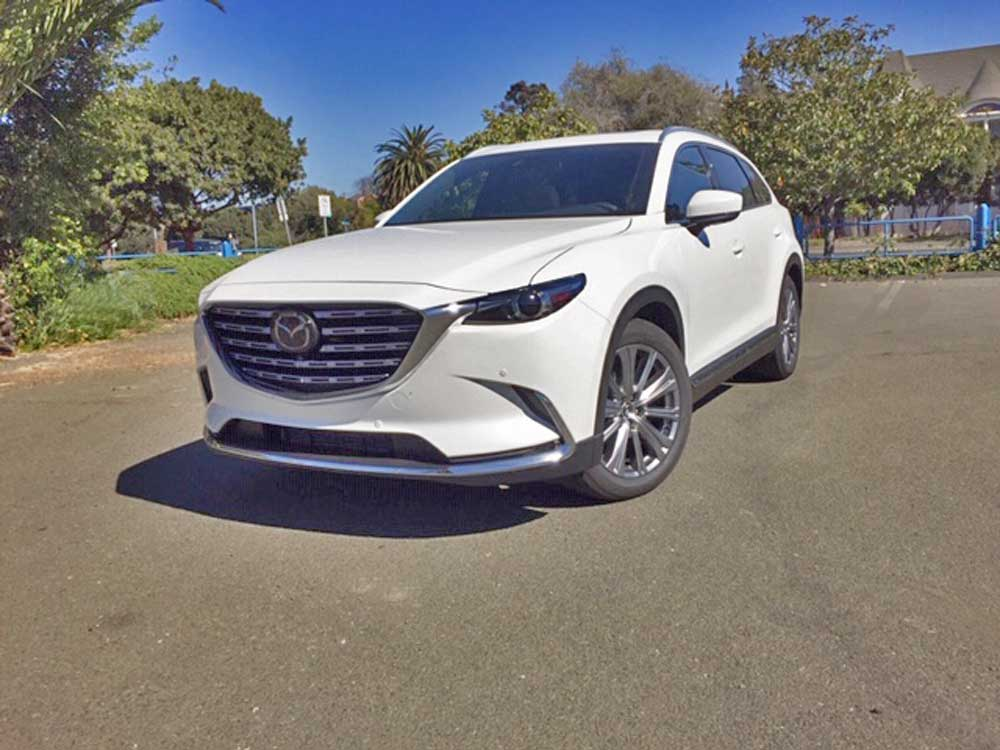 2021 Mazda CX-9 Signature AWD