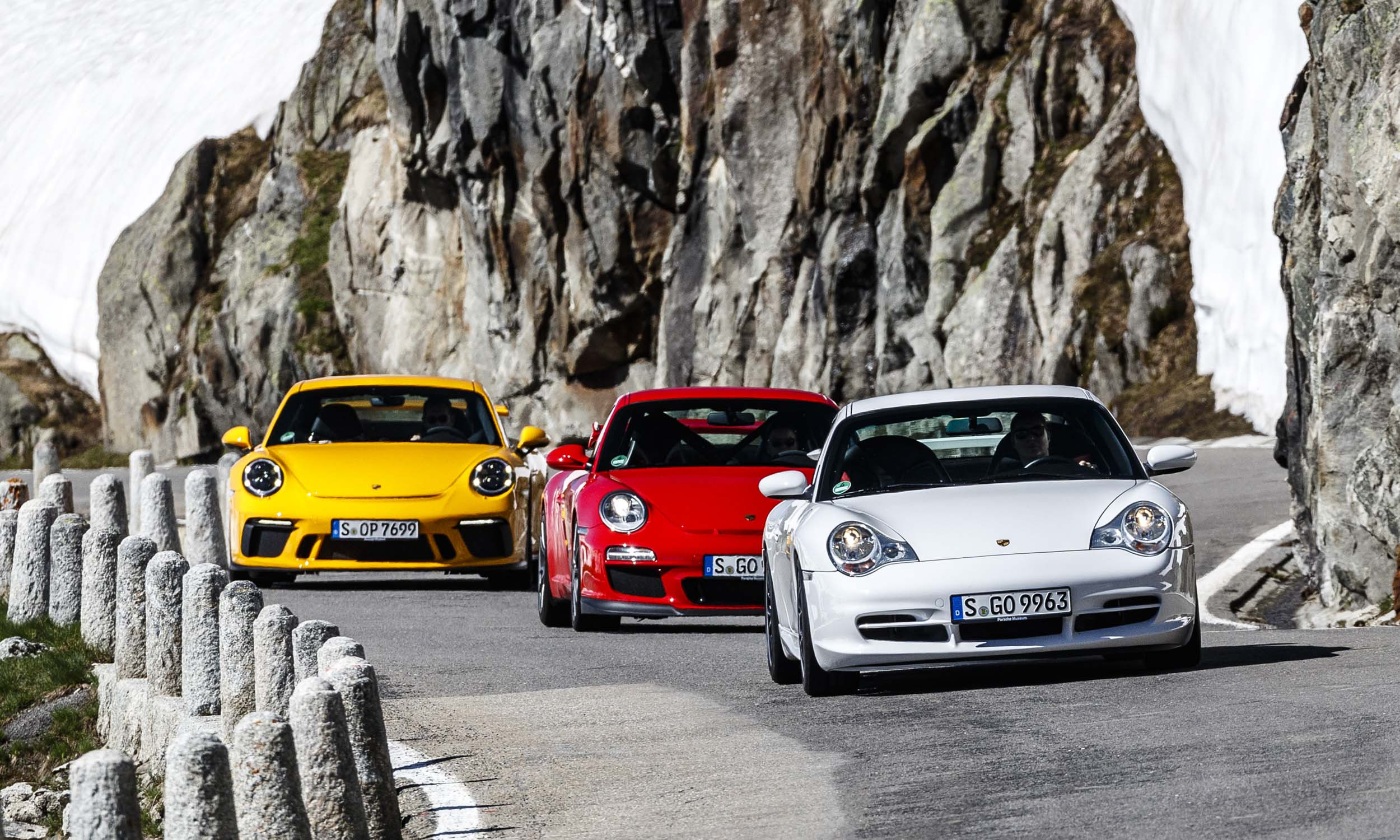 Porsche 911 A Brief Historynbsp
