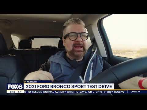 Nik Miles 2021 Ford Bronco Sport WITI Fox 6 12 07 2020 08 56 50nbsp