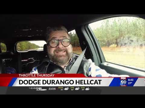 Nik Miles 2021 Dodge Durango Hellcat WXIN Fox 59 12 03 2020 08 41 47