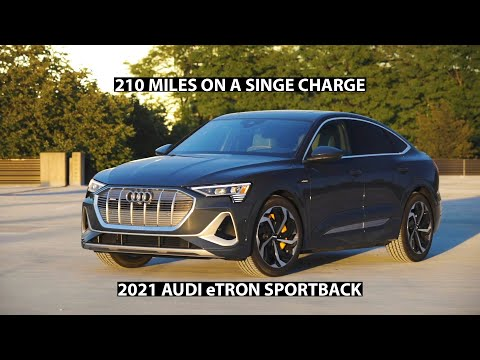 2021 Audi eTRON Sportback
