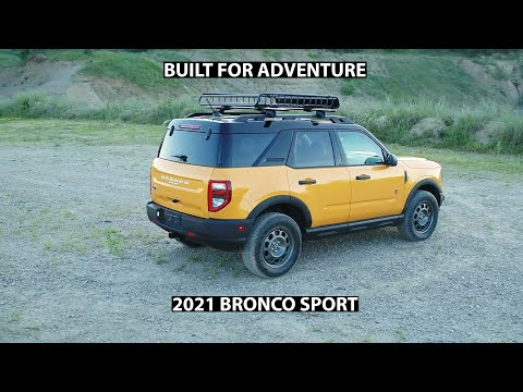 2021 Bronco Sport
