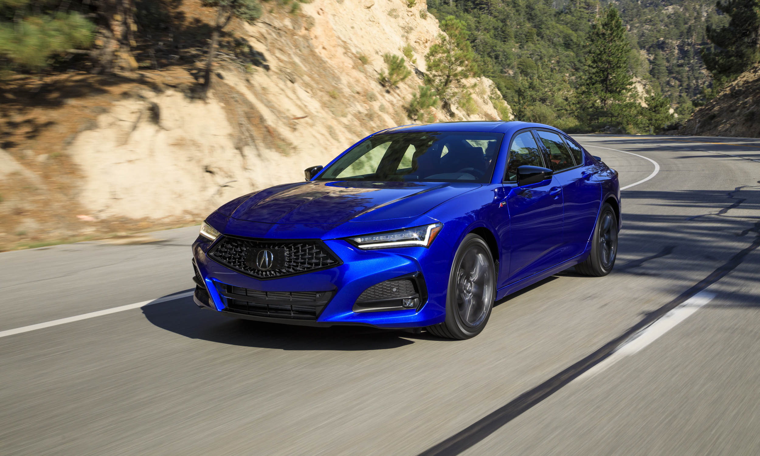 2021 Acura TLX: Review
