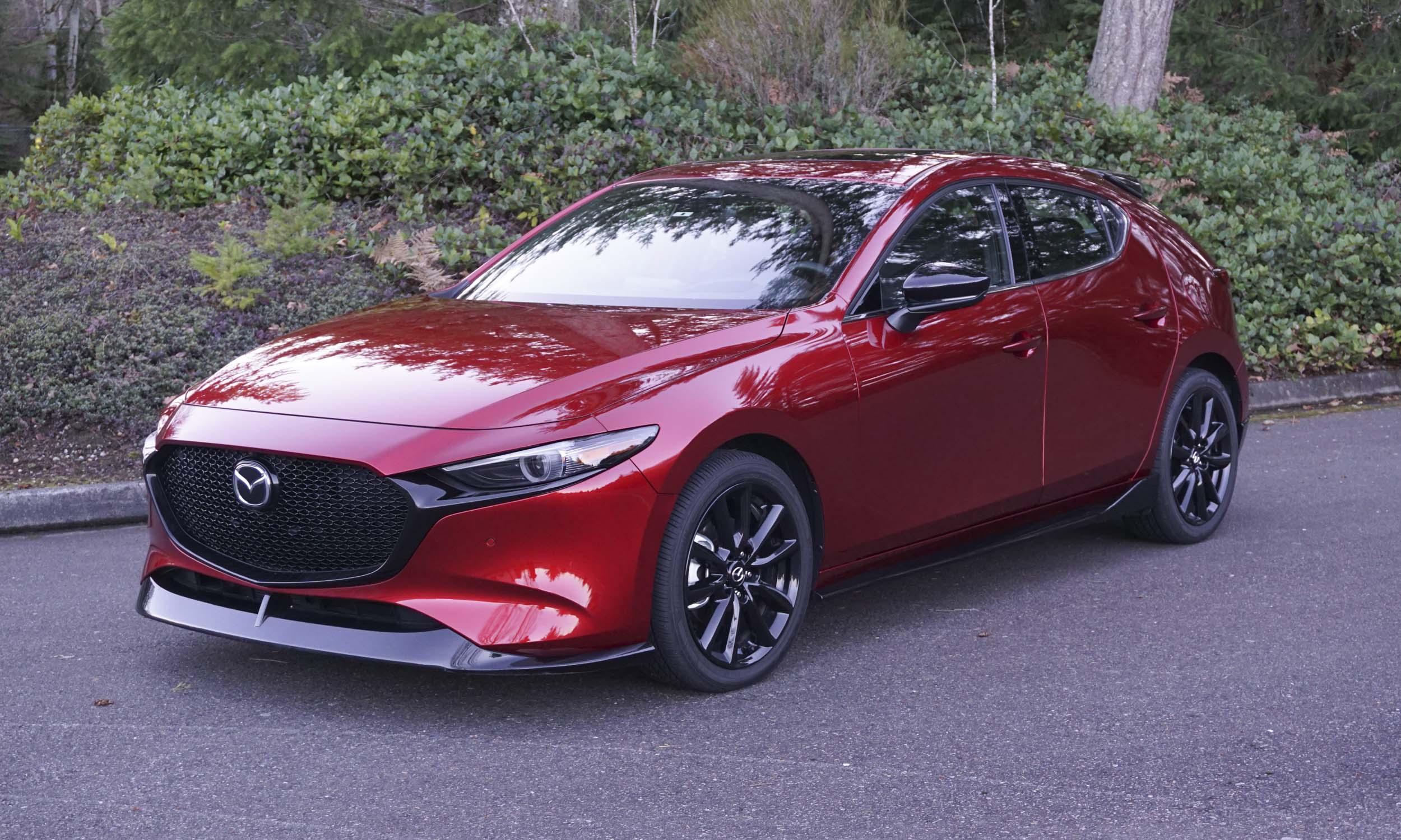 2021 Mazda Mazda3 2.5 Turbo: Review