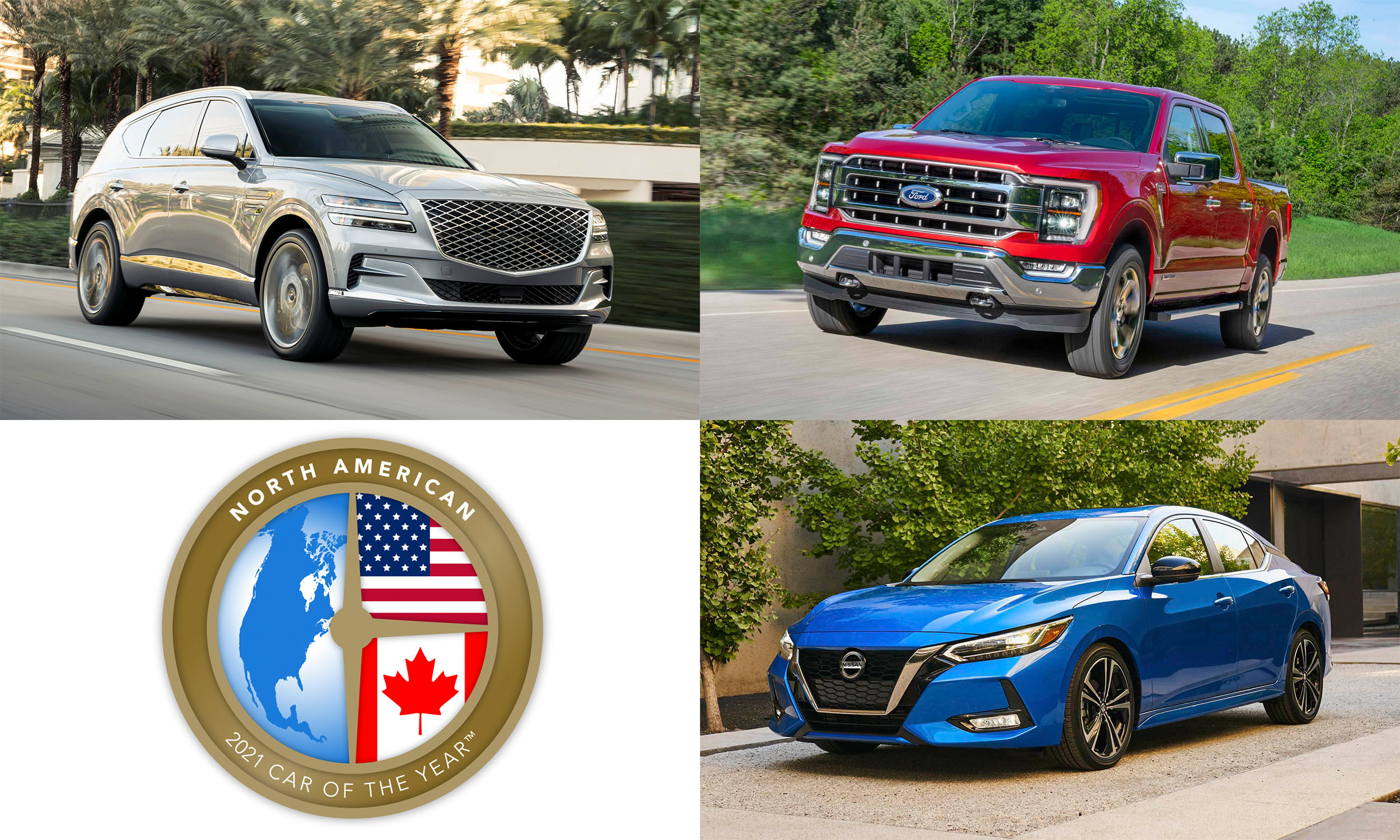 2021 North American Car Truck SUV of the Year Finalistsnbsp