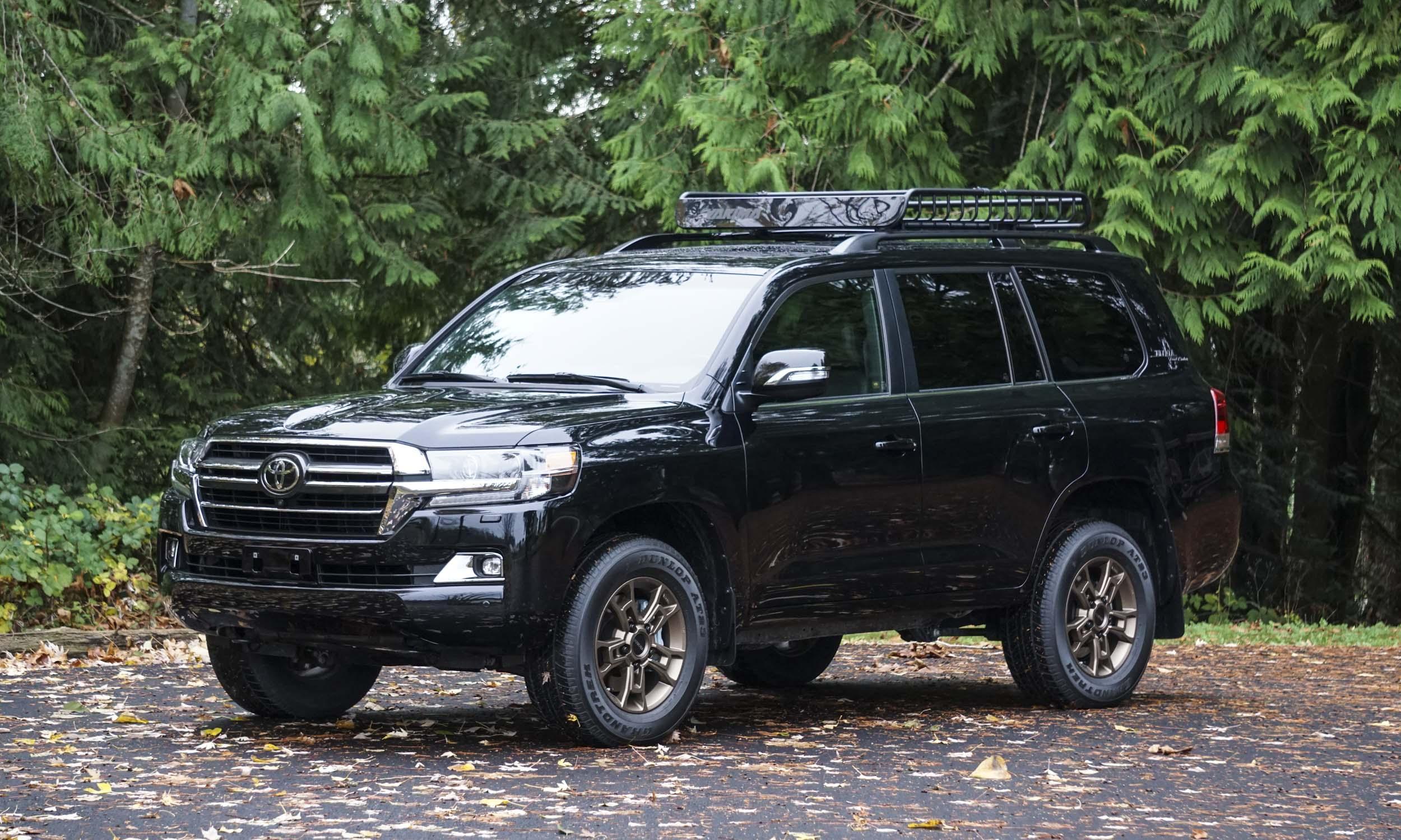 2021 Toyota Land Cruiser Reviewnbsp