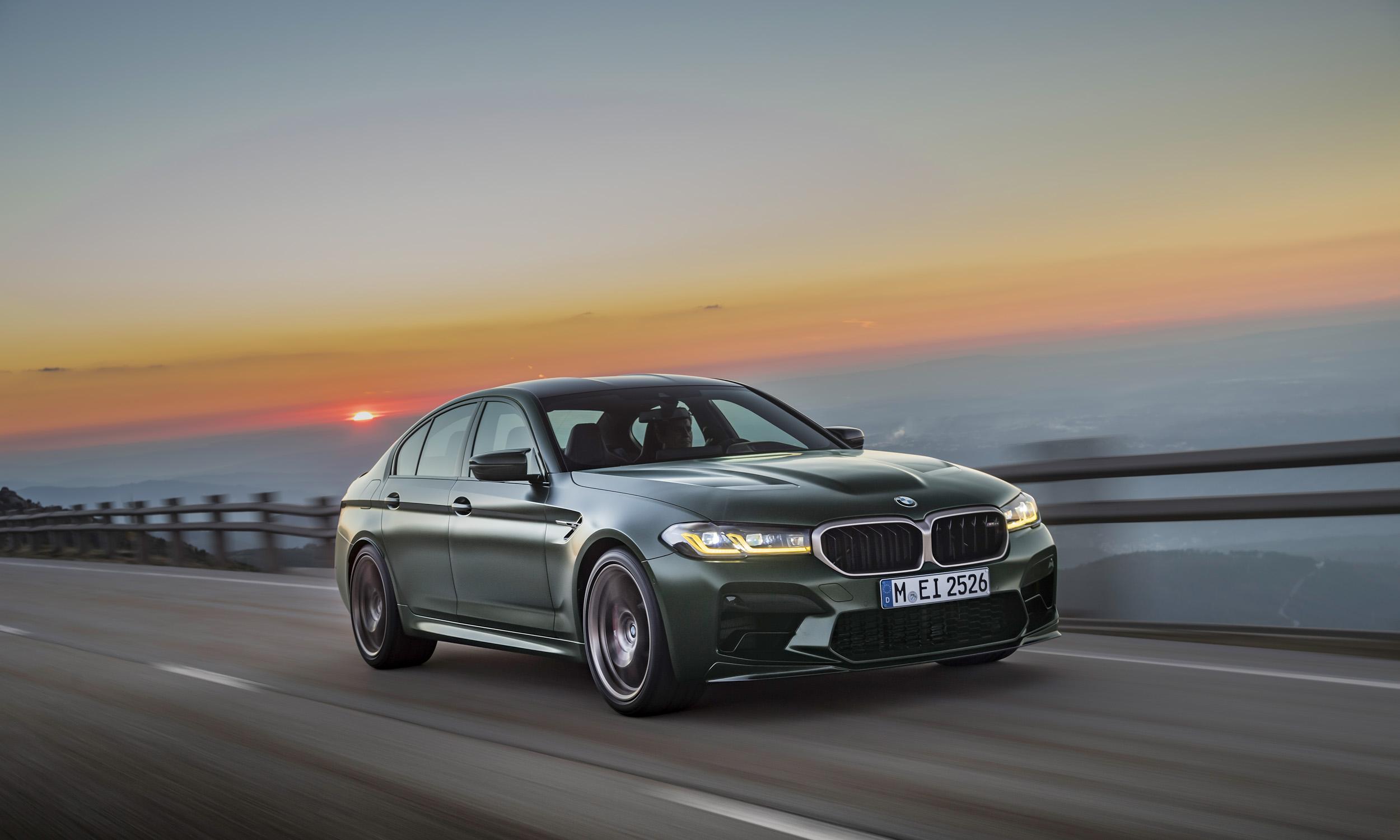2022 BMW M5 CS First Looknbsp