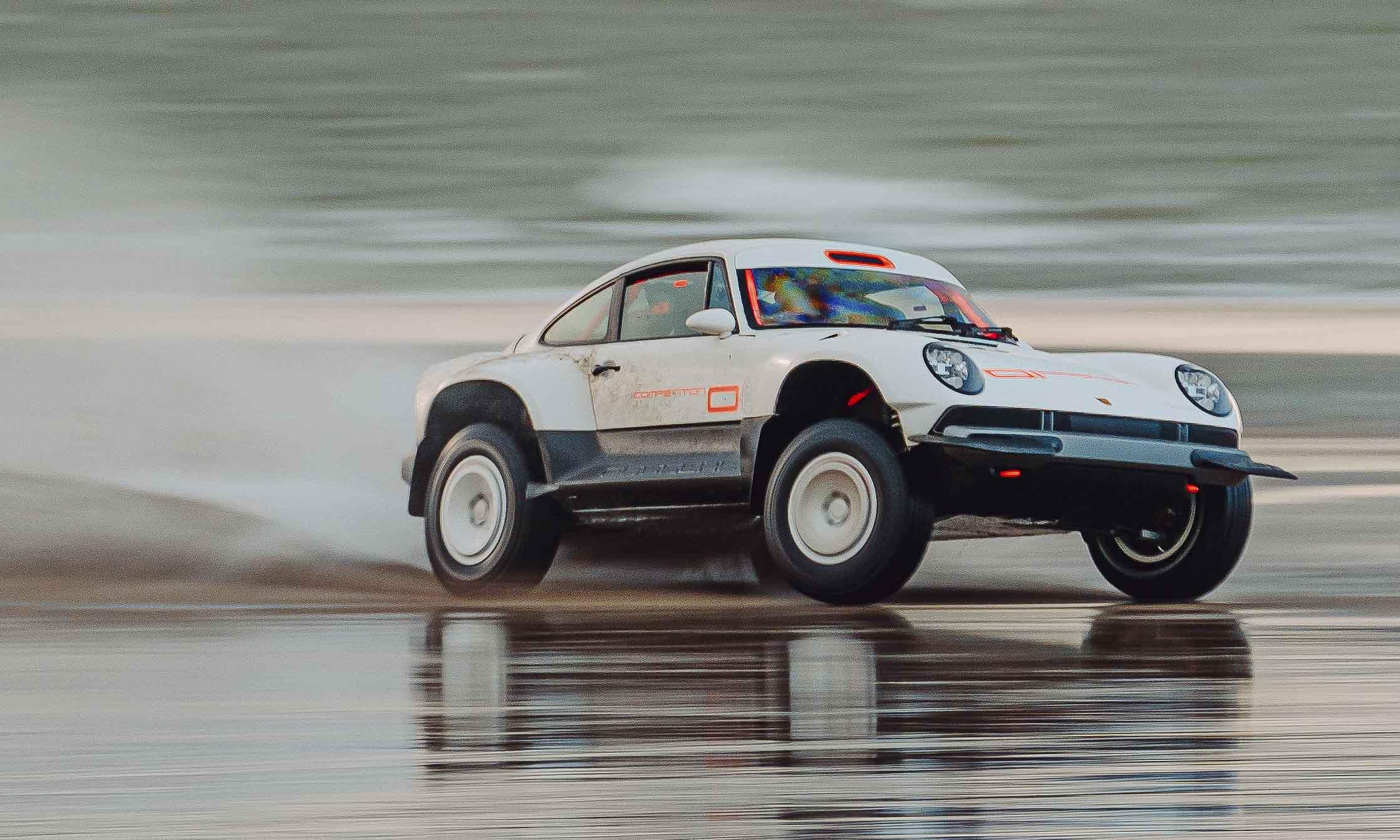 Singer Creates Radical Porsche 911 Rally Conceptnbsp