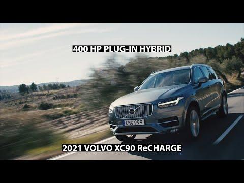2021 Volvo XC90 Recharge
