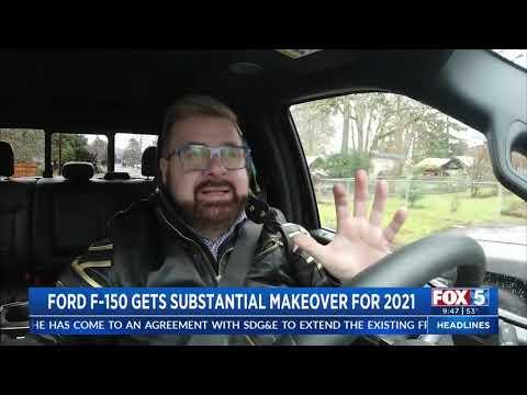 2021 Ford F 150 KSWB Fox 5nbsp