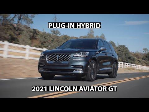 2021 Lincoln Aviator GT
