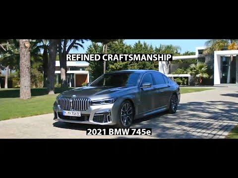 2021 BMW 745enbsp