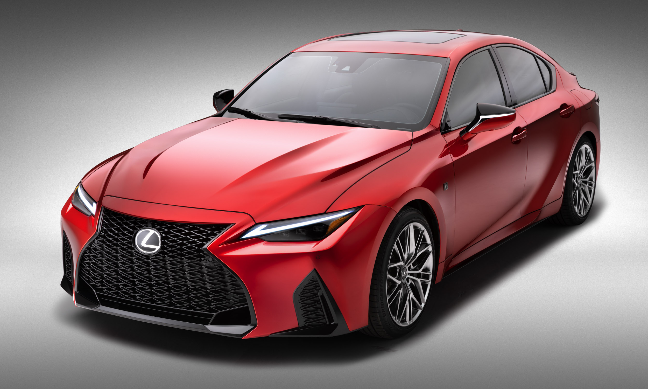 2022 Lexus IS 500 F SPORT Performance: First Look