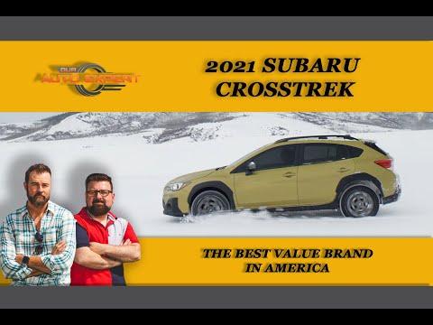 2021 Subaru Crosstreknbsp
