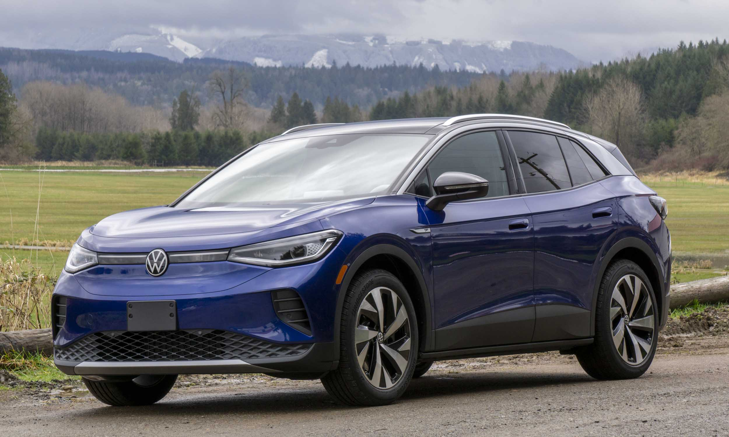 2021 Volkswagen ID.4: First Drive Review