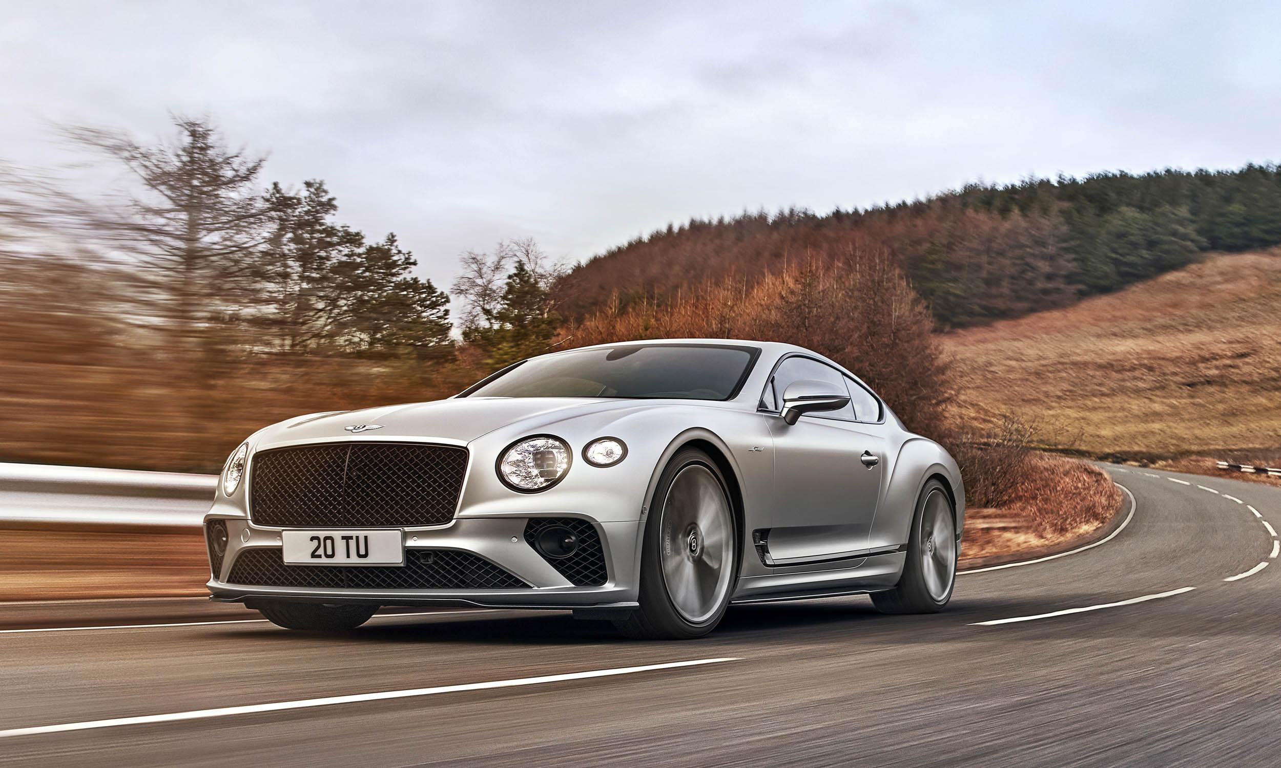 2022 Bentley Continental GT Speed First Looknbsp