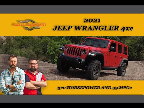 2021 Jeep 4xe