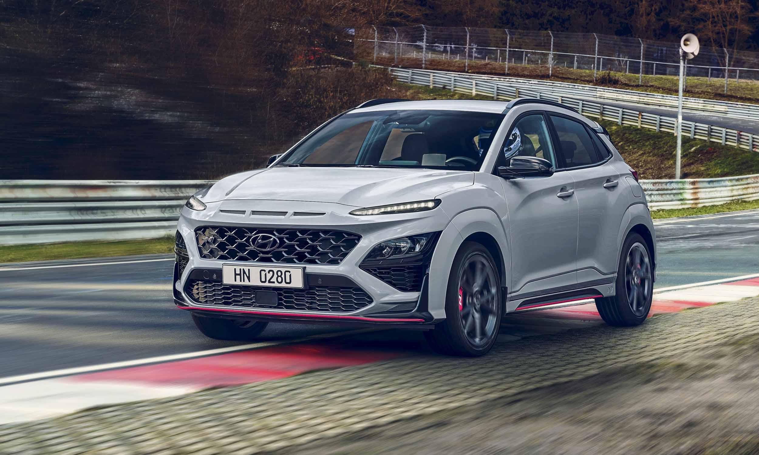 2022 Hyundai Kona N First Looknbsp