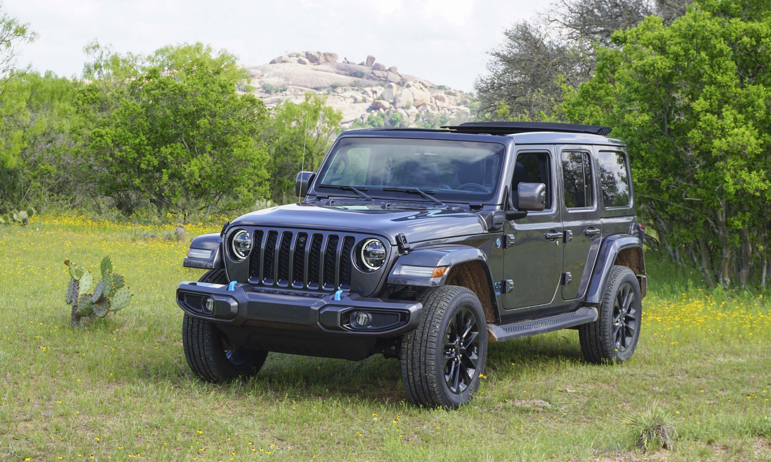 2021 Jeep Wrangler 4xe: First Drive Review
