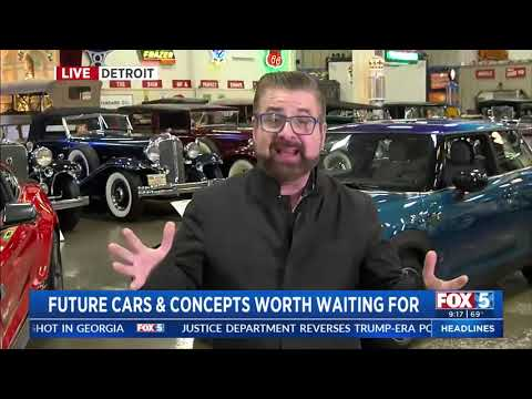 New Cars and Concepts for 2022 KSWB Fox 5nbsp