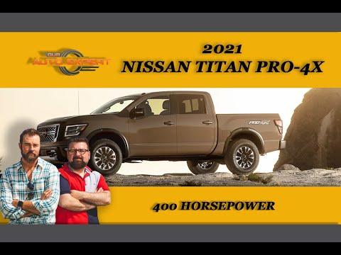 2021 Nissan Titan PRO 4Xnbsp