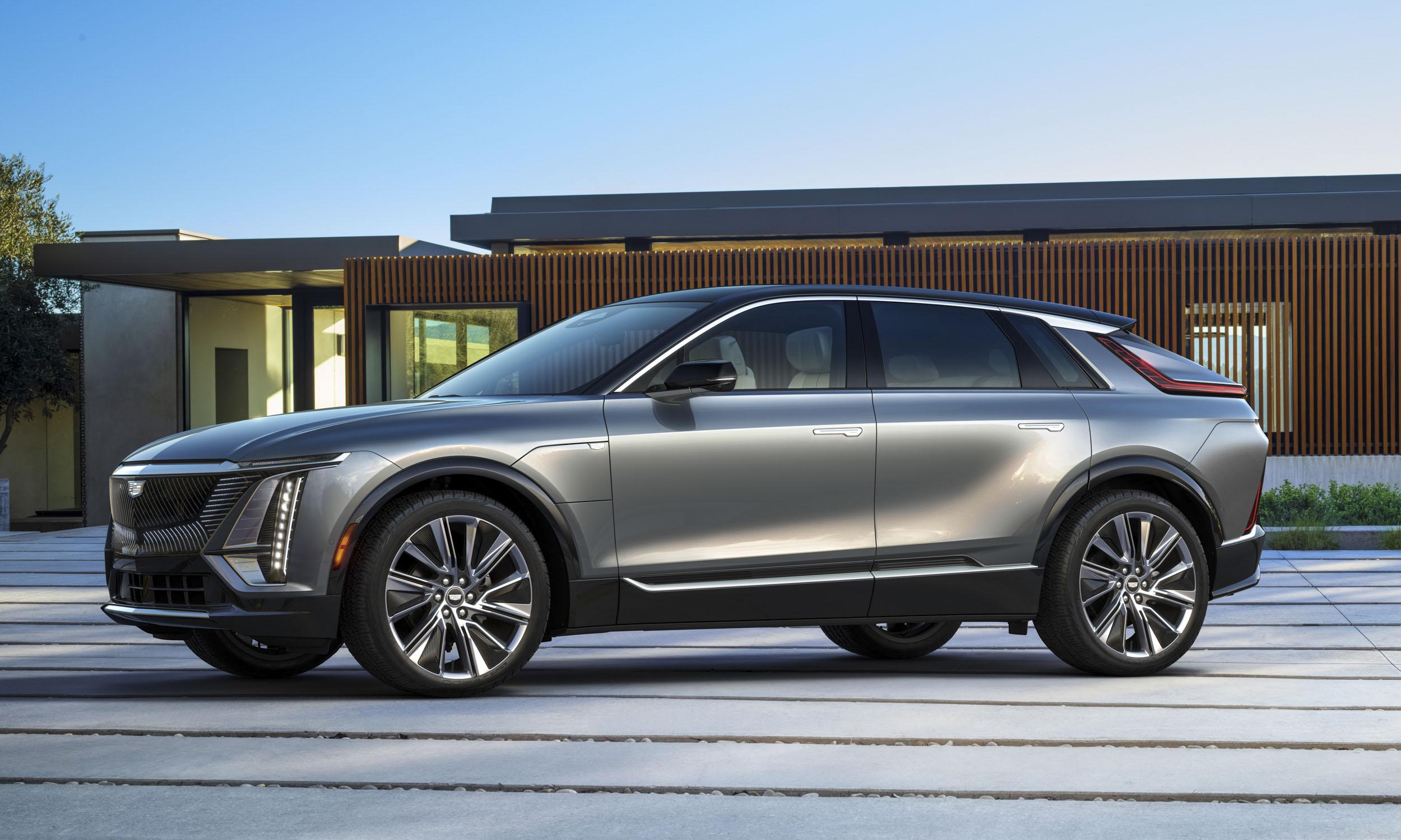 2023 Cadillac LYRIQ: First Look