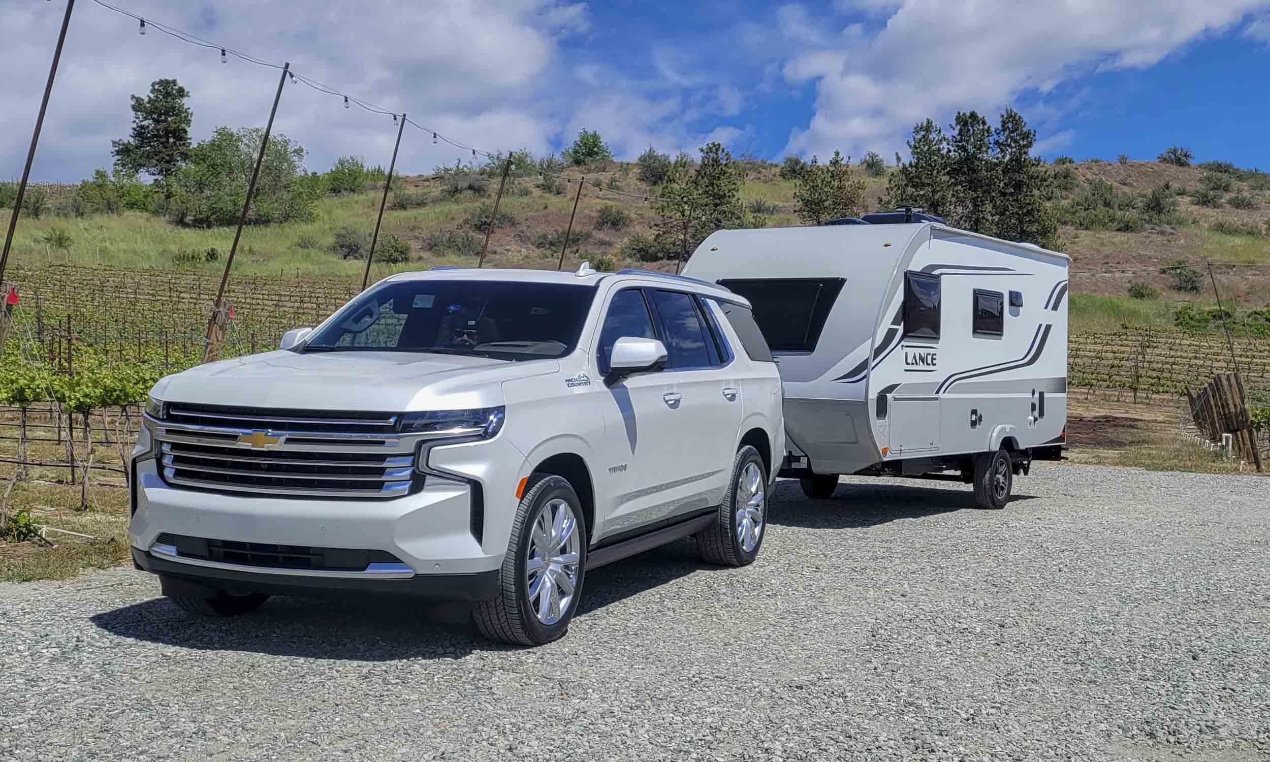 2021 Chevrolet Tahoe Diesel: Review
