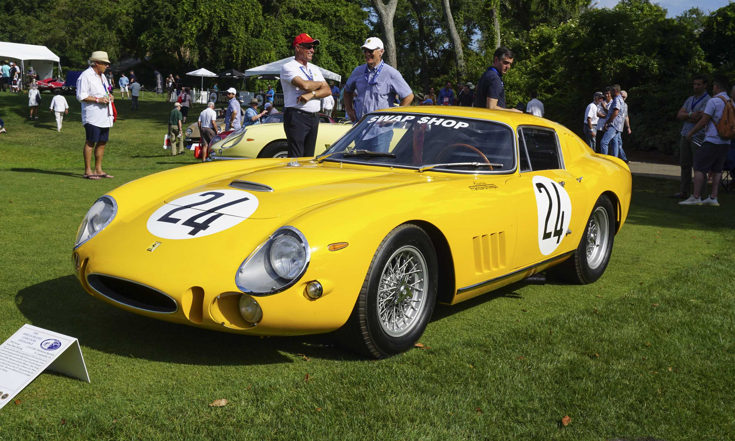 2021 Amelia Island Concours Photo Highlightsnbsp