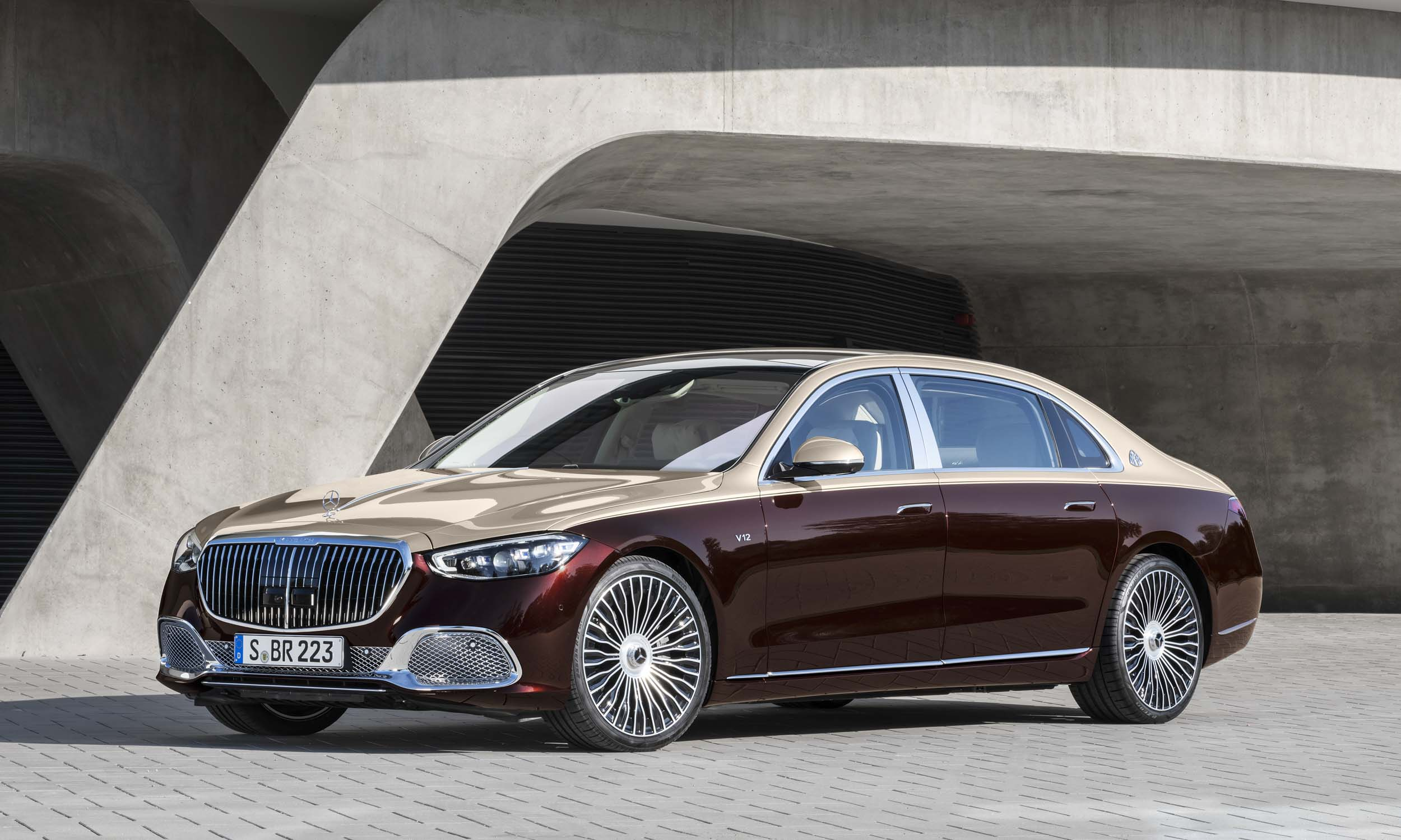 2022 Mercedes-Maybach S 680: First Look | Our Auto Expert