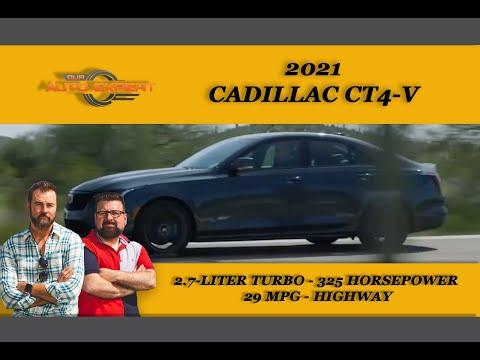 2021 Cadillac CT4 Vnbsp