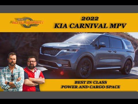 2022 KIA Carnival MPVnbsp