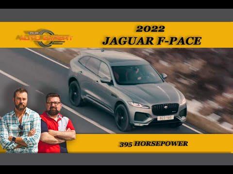 2022 Jaguar F Pace
